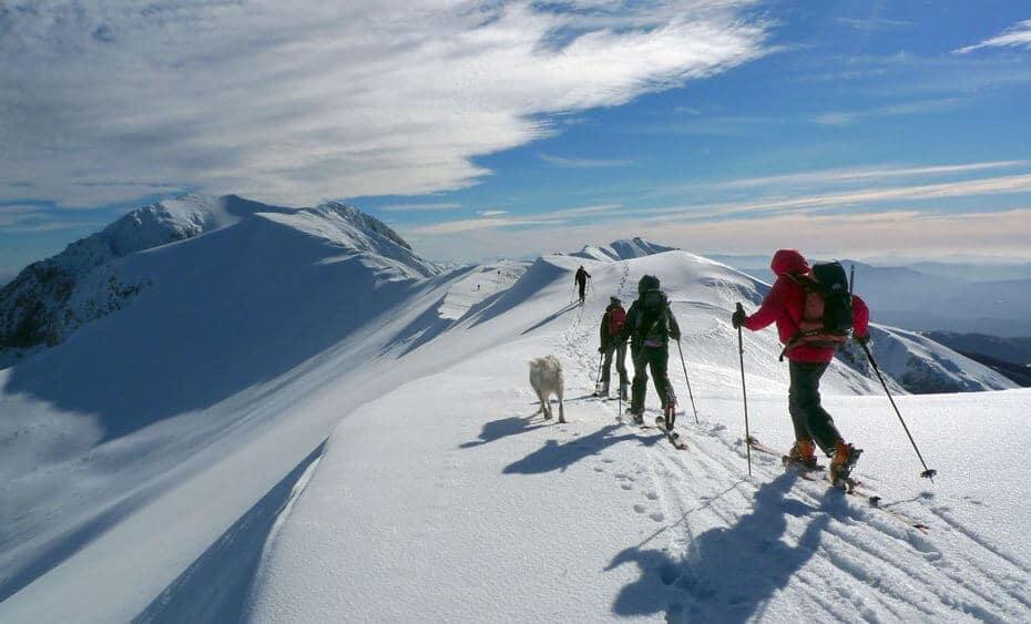 Valle d'Aosta: scialpinismo solo con le guide