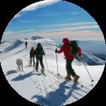 SA1 scialpinismo base
