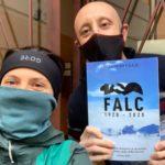 Consegna gadget Centernario FALC
